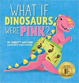 what if dinosaurs were pink